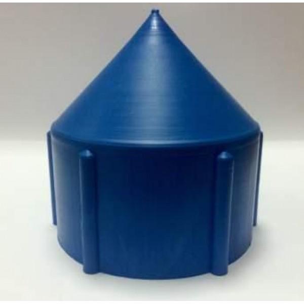 Заглушка резьбовая для фильтра д.140 (Турция)