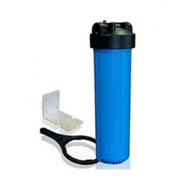 """Колба для магистрального фильтра  Big Blue BB20 1"""" Crystal для холодной воды (без картрижда)"""