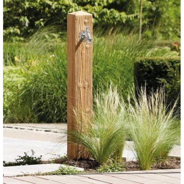 Колонка водораздаточная PILLAR(светлое дерево)