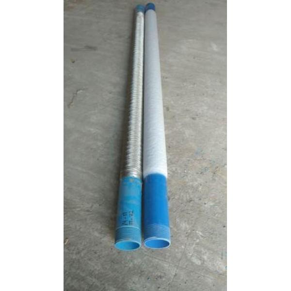 Фильтр для скважин с нержавеющей сетки п.56  d=160, L=3 м (безраструбная труба)