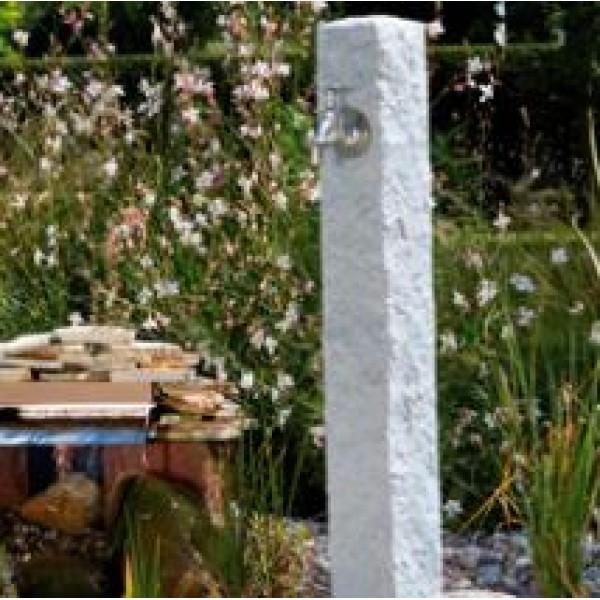 Колонка садовая водораздаточная Гранит (светлый)