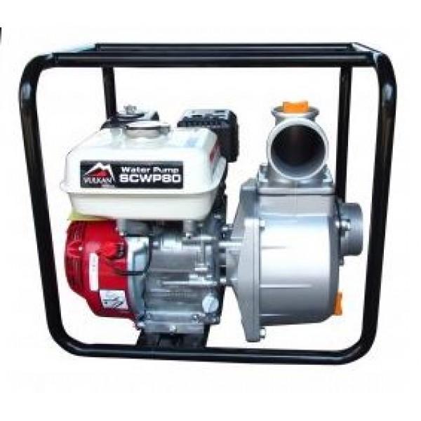 Мотопомпа Vulkan SCWP50H для чистой воды с двигателем HONDA GX 160