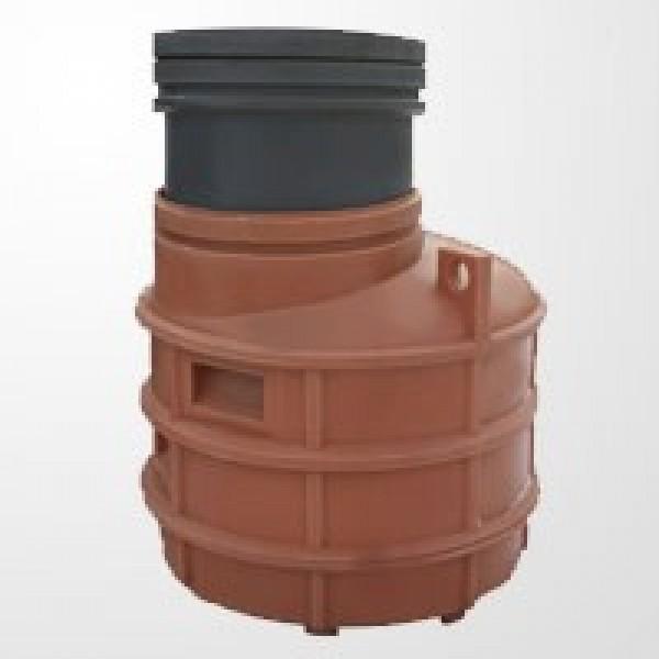 Пластиковый кессон для скважины Н = 1,8м