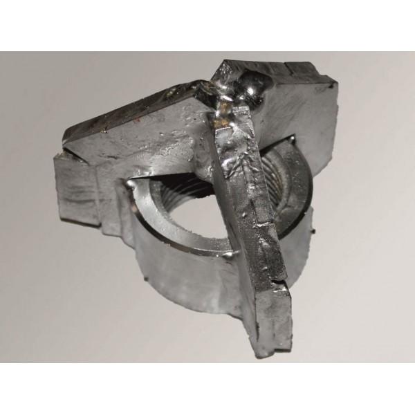 Бур конусный д.100 мм для малогабаритной буровой установки