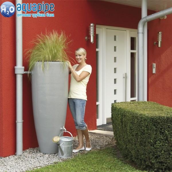 Емкость для сбора дождевой воды 2в1 350л