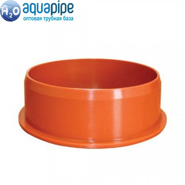 Заглушка Valrom ПВХ 160 для наружной канализации