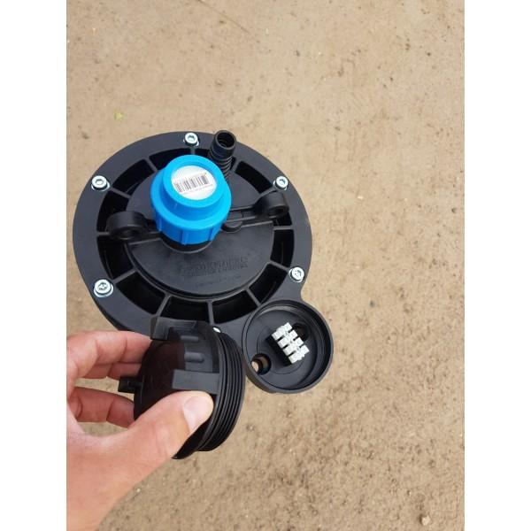 Оголовок герметичный для скважины d.125*32/40 с клеммной коробкой