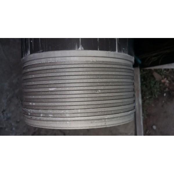 Труба обсадная для скважин d=125*5.0 мм, L=3 м