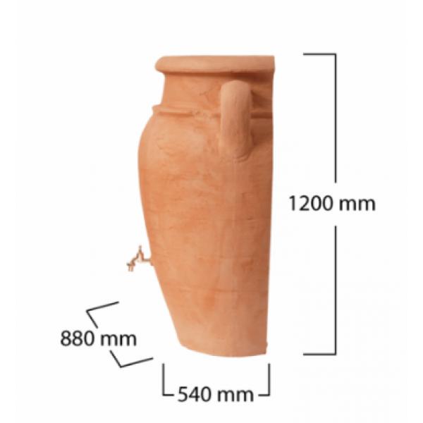 Емкость для воды Амфора 350л
