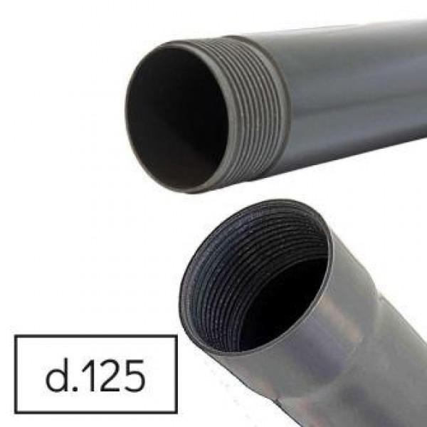 Труба обсадная для скважин d=125*5.5 мм, L=3 м