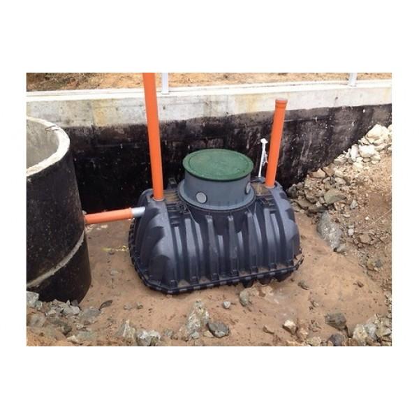 Автономная канализация Klaro Easy для 8 (10,12) человек