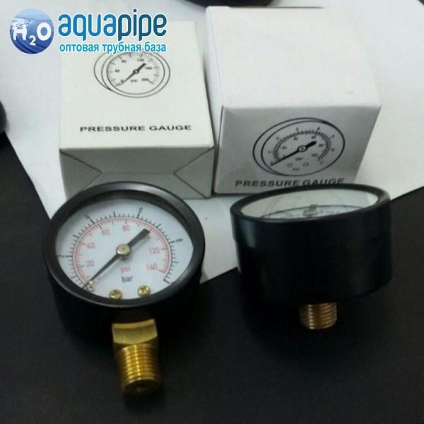 Комплект механического реле давления ( Реле-Пятерник-Манометр)