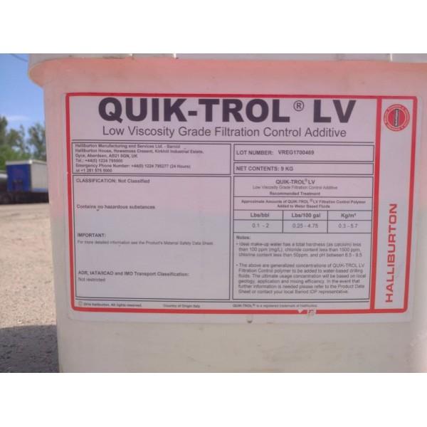 Полимер Quik-trol LV, 9кг