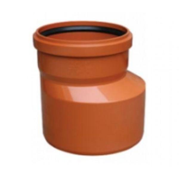 Редукция Valrom ПВХ 200*160 для наружной канализации