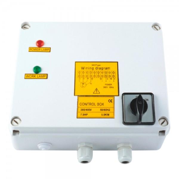 Пульт управления 380В 4.0кВт для 7771563, 7771473, 7771663, 7771763, 7771863 DONGYIN (7771563198)