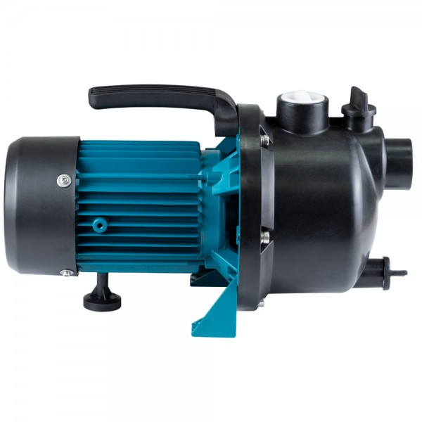 Насос центробежный самовсасывающий 0.8кВт Hmax 40м Qmax 60л/мин пластик LEO (775307)