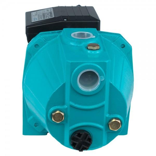 Насос центробежный самовсасывающий 0.75кВт Hmax 48м Qmax 55л/мин AQUATICA (775092)