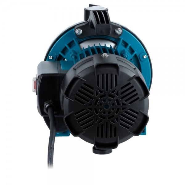 Насос центробежный самовсасывающий 1.2кВт Hmax 48м Qmax 80л/мин пластик LEO (775309)