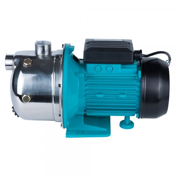 Насос центробежный самовсасывающий 0.75кВт Hmax 46м Qmax 50л/мин нерж AQUATICA (775097)