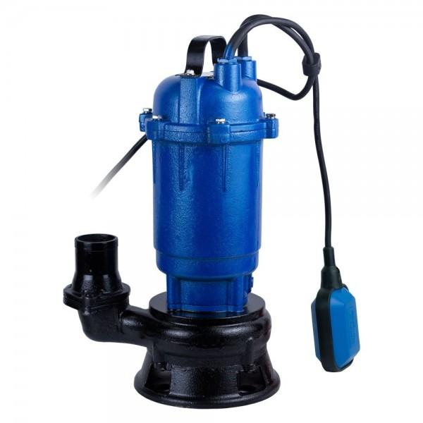 Насос канализационный 1.1кВт Hmax 10м Qmax 250л/мин AQUATICA mid (773381)