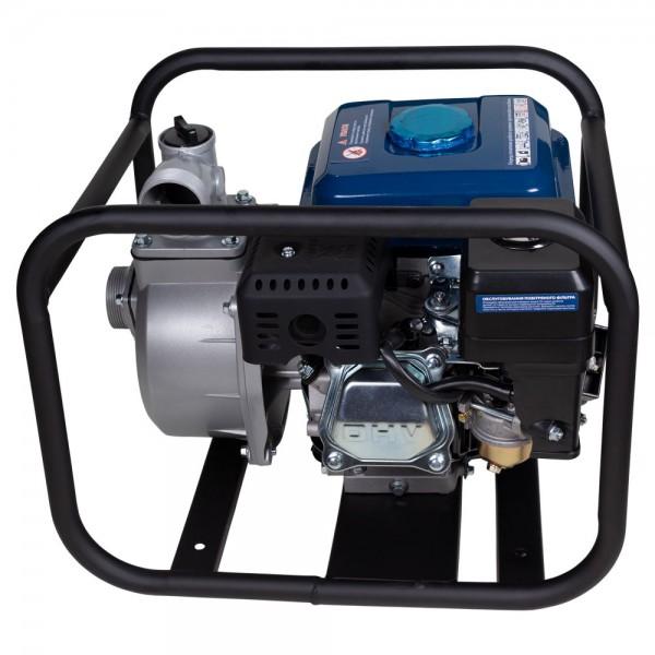 Мотопомпа 7.5л.с. Hmax 28м Qmax 30м³/ч (4-х тактный) WETRON (772551)