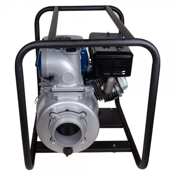 Мотопомпа 15л.с. Hmax 30м Qmax 110м³/ч (4-х тактный) WETRON (772553)
