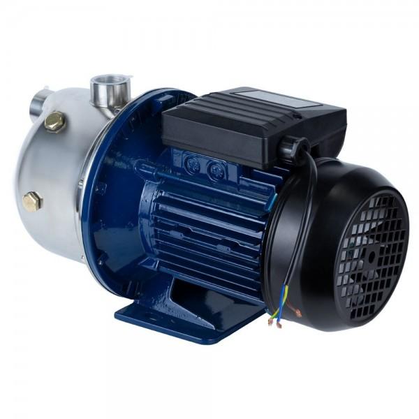 Насос центробежный самовсасывающий 1.1кВт Hmax 50м Qmax 60л/мин нерж WETRON (775054)